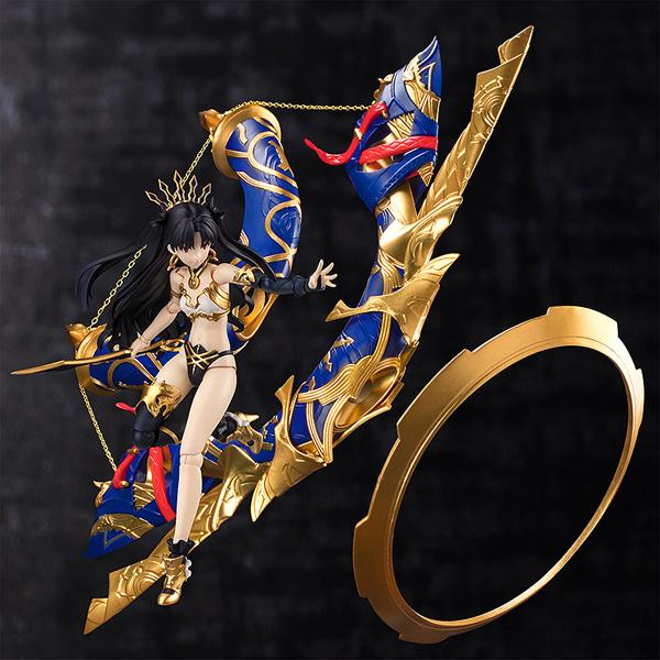 4インチネル Fate/Grand Order アーチャー/イシュタル 塗装済み可動フィギュア