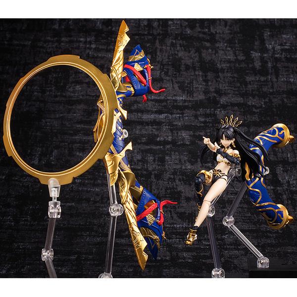 4インチネル Fate/Grand Order アーチャー/イシュタル 塗装済み可動フィギュア_1