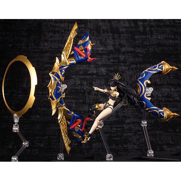 4インチネル Fate/Grand Order アーチャー/イシュタル 塗装済み可動フィギュア_2