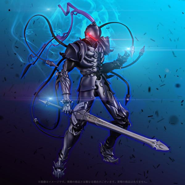 Fate/Grand Order バーサーカー/ランスロット アクションフィギュア_10