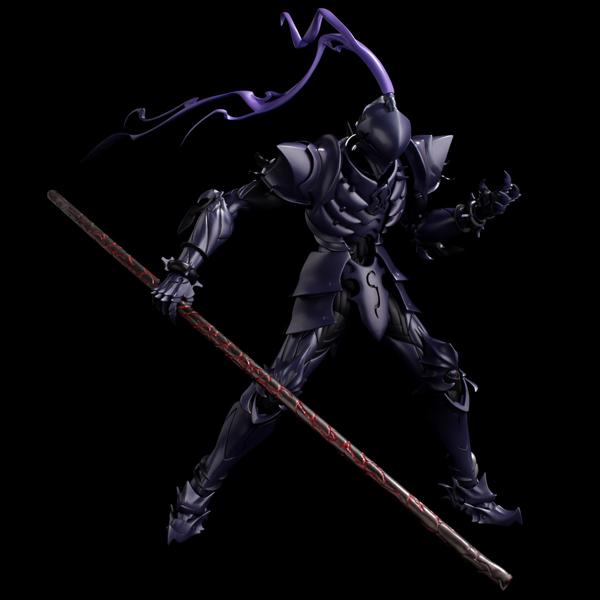Fate/Grand Order バーサーカー/ランスロット アクションフィギュア_5