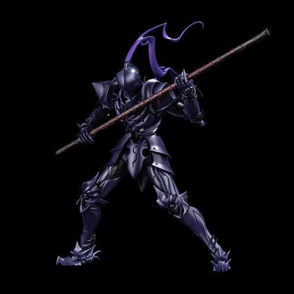 Fate/Grand Order バーサーカー/ランスロット アクションフィギュア_6