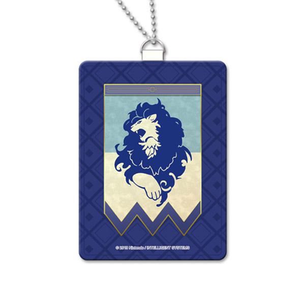 ファイアーエムブレム 風花雪月 パスケース02.青獅子の学級