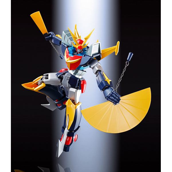 超合金魂 GX-82 無敵鋼人ダイターン3 F.A.(無敵鋼人ダイターン3)_7