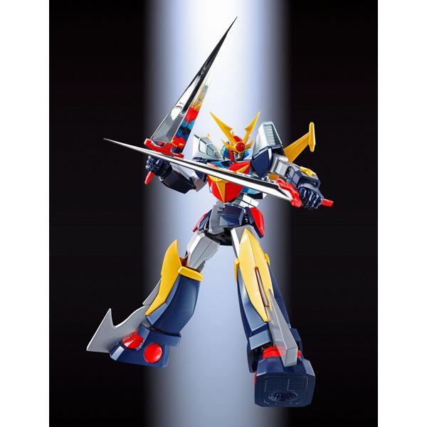 超合金魂 GX-82 無敵鋼人ダイターン3 F.A.(無敵鋼人ダイターン3)_8