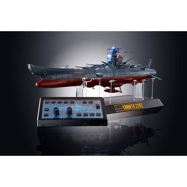 超合金魂 GX-86 宇宙戦艦ヤマト2202(宇宙戦艦ヤマト2202 愛の戦士たち)_4