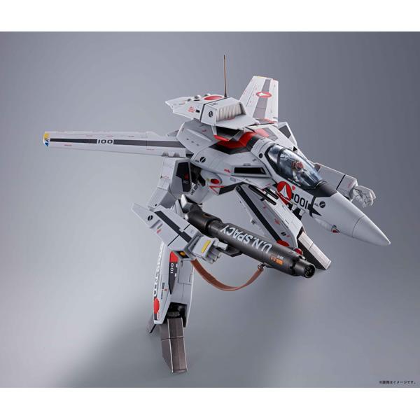 DX超合金 劇場版VF-1S バルキリー(一条輝機)(超時空要塞マクロス 愛・おぼえていますか)_4