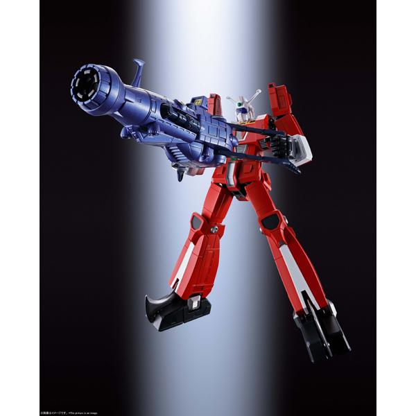 超合金魂 GX-92 伝説巨神イデオン F.A._2