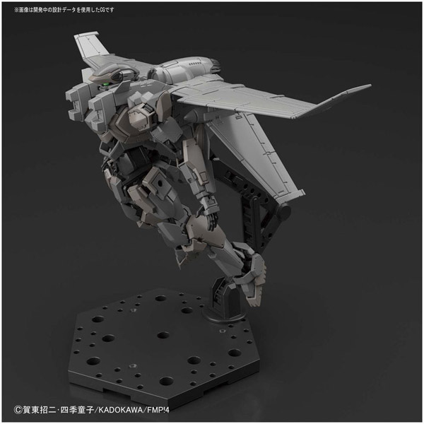 HG 1/60 フルメタル・パニック! Invisible Victory アーバレストVer.IV(緊急展開ブースター装備仕様)_2