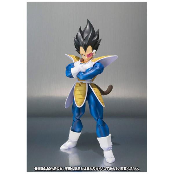 Bandai Spirits S.H.Figuarts Dragon Ball Vegeta 160 mm