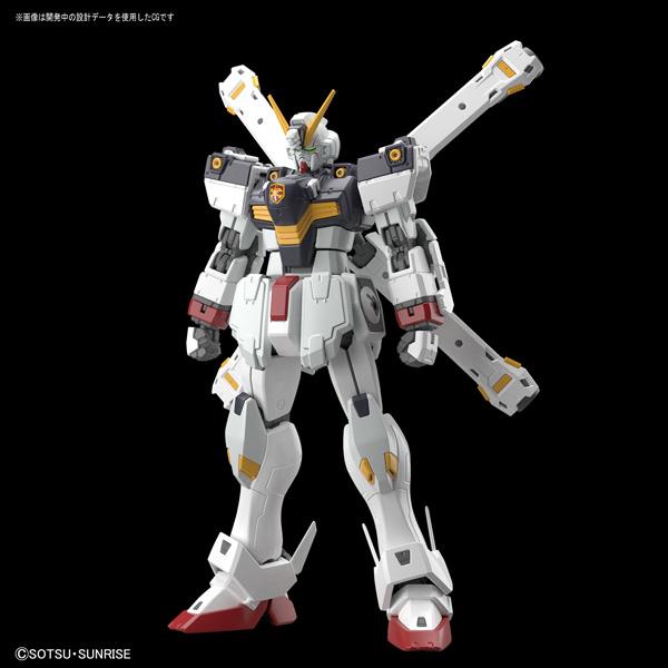 RG 1/144 クロスボーン・ガンダムX1【機動戦士クロスボーン・ガンダム】_2