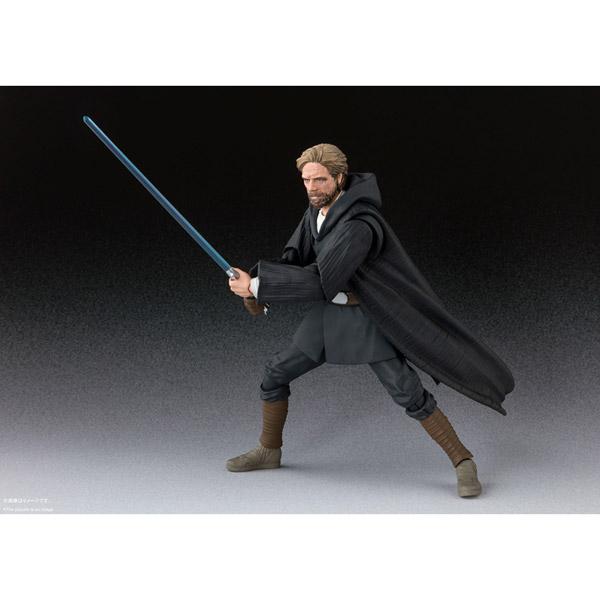 S.H.Figuarts ルーク・スカイウォーカー -バトル・オブ・クレイト Ver.- (STAR WARS:The Last Jedi)