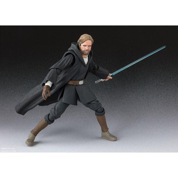 S.H.Figuarts ルーク・スカイウォーカー -バトル・オブ・クレイト Ver.- (STAR WARS:The Last Jedi)_1