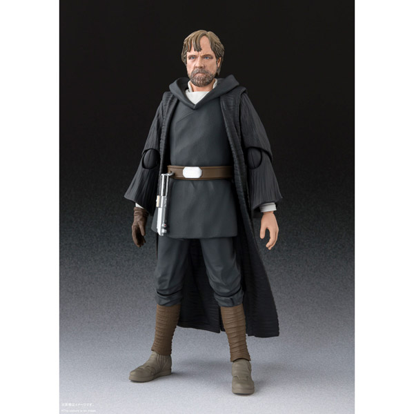 S.H.Figuarts ルーク・スカイウォーカー -バトル・オブ・クレイト Ver.- (STAR WARS:The Last Jedi)_3