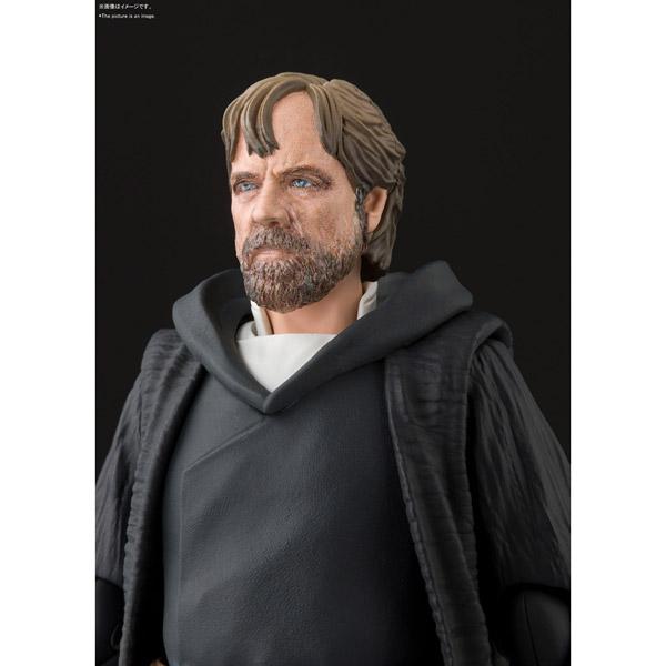 S.H.Figuarts ルーク・スカイウォーカー -バトル・オブ・クレイト Ver.- (STAR WARS:The Last Jedi)_4
