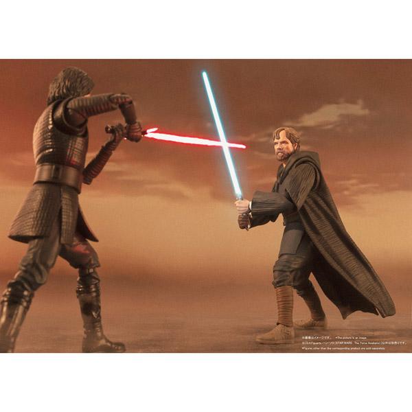 S.H.Figuarts ルーク・スカイウォーカー -バトル・オブ・クレイト Ver.- (STAR WARS:The Last Jedi)_8