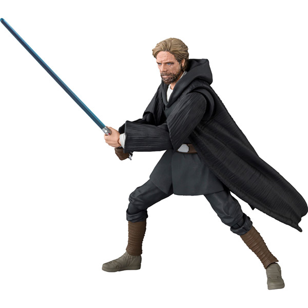 S.H.Figuarts ルーク・スカイウォーカー -バトル・オブ・クレイト Ver.- (STAR WARS:The Last Jedi)_9