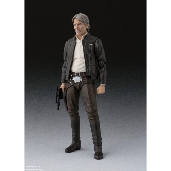S.H.Figuarts ハン・ソロ (STAR WARS:The Force Awakens)_1
