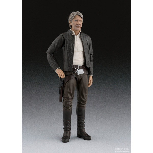 S.H.Figuarts ハン・ソロ (STAR WARS:The Force Awakens)_2