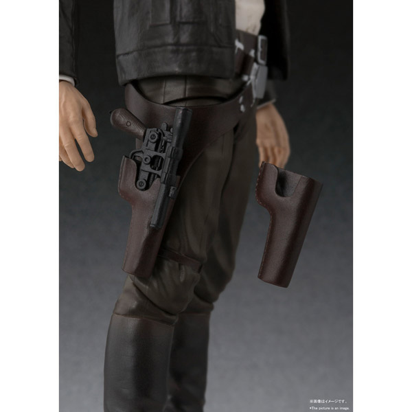 S.H.Figuarts ハン・ソロ (STAR WARS:The Force Awakens)_4