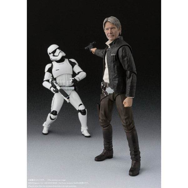 S.H.Figuarts ハン・ソロ (STAR WARS:The Force Awakens)_5