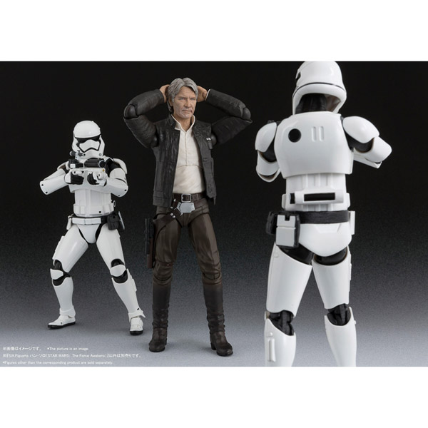 S.H.Figuarts ハン・ソロ (STAR WARS:The Force Awakens)_6