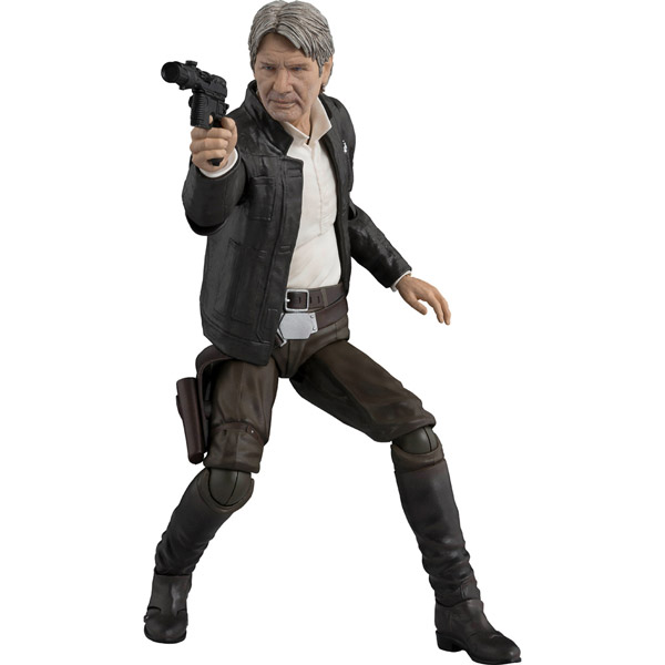 S.H.Figuarts ハン・ソロ (STAR WARS:The Force Awakens)_8