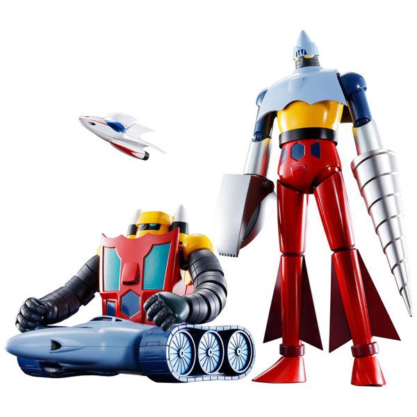 超合金魂 GX-91 ゲッター2&3 D.C.(ゲッターロボ)