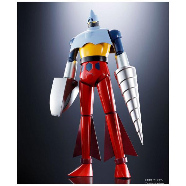 超合金魂 GX-91 ゲッター2&3 D.C.(ゲッターロボ)_1