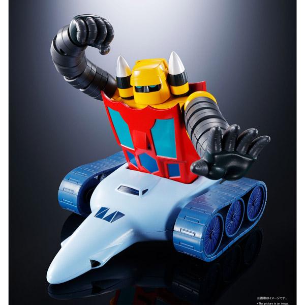 超合金魂 GX-91 ゲッター2&3 D.C.(ゲッターロボ)_11