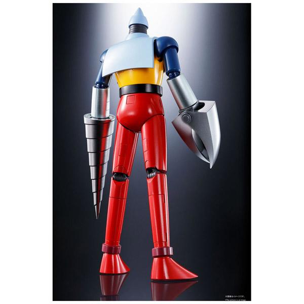 超合金魂 GX-91 ゲッター2&3 D.C.(ゲッターロボ)_2