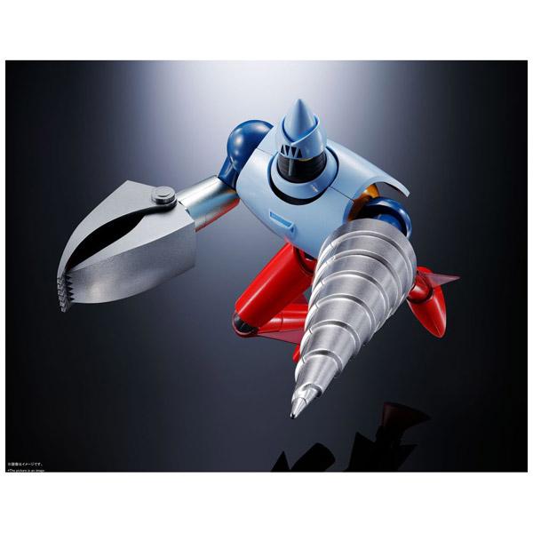 超合金魂 GX-91 ゲッター2&3 D.C.(ゲッターロボ)_3