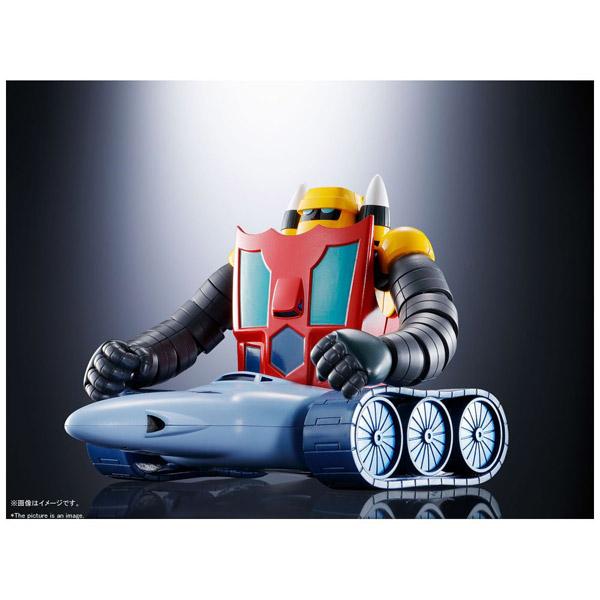 超合金魂 GX-91 ゲッター2&3 D.C.(ゲッターロボ)_6