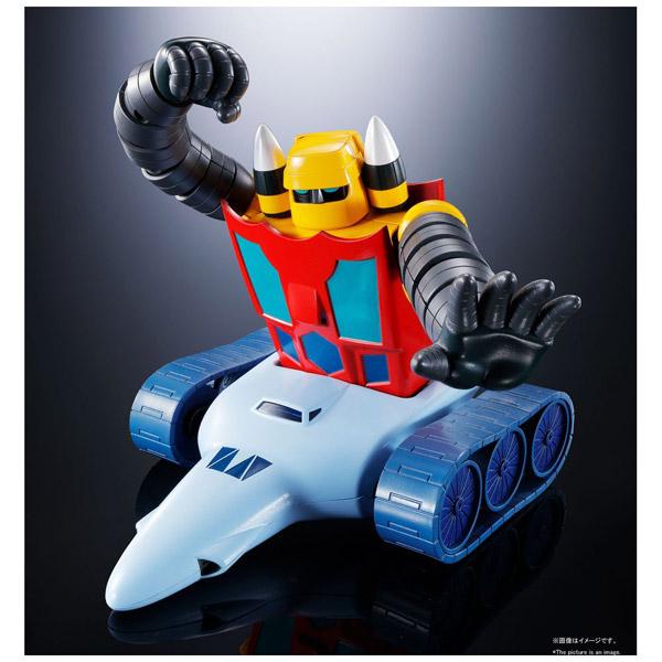 超合金魂 GX-91 ゲッター2&3 D.C.(ゲッターロボ)_8