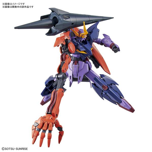 HGBD:R 1/144 ガンダムゼルトザーム【ガンダムビルドダイバーズ Re:RISE】_1