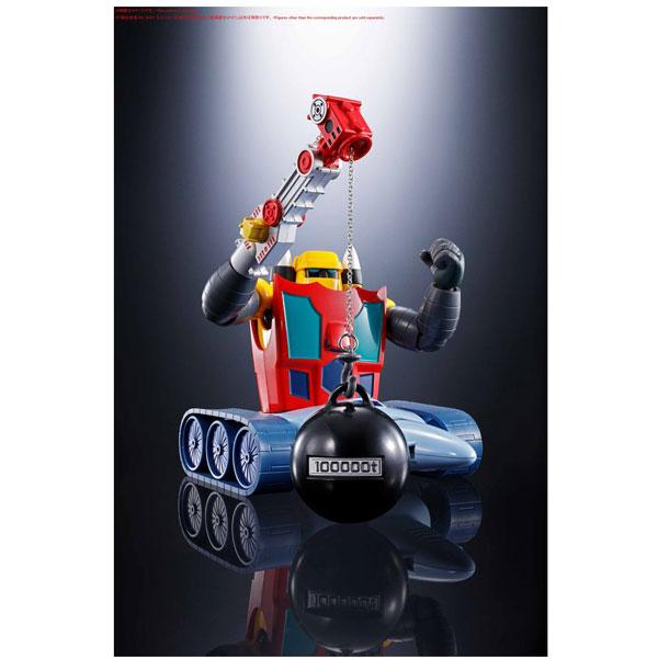 超合金魂 GX-XX01 D.C.シリーズ対応 XX計画ひみつ超兵器セット01_2