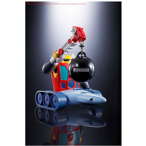 超合金魂 GX-XX01 D.C.シリーズ対応 XX計画ひみつ超兵器セット01_3