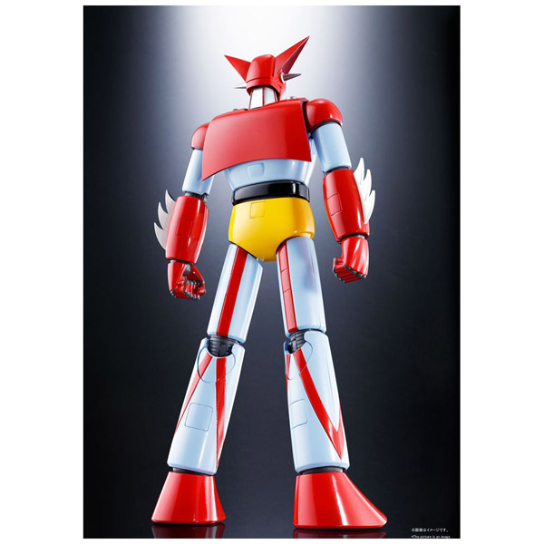 超合金魂 GX-74 ゲッター1 D.C.(ゲッターロボ)【再販】_2