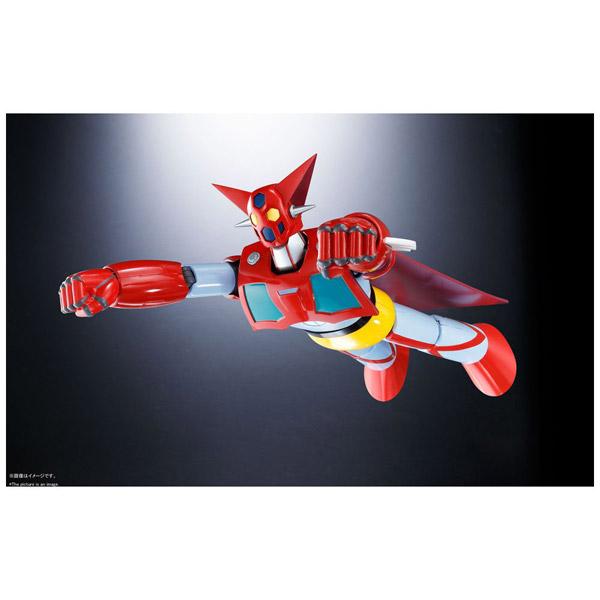 超合金魂 GX-74 ゲッター1 D.C.(ゲッターロボ)【再販】_5