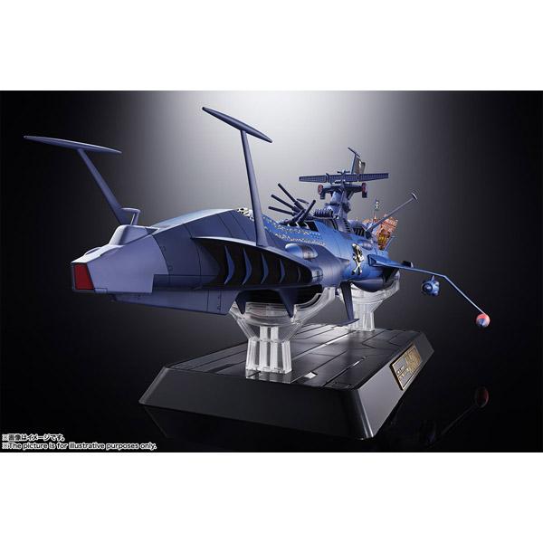 超合金魂 GX-93 宇宙海賊戦艦 アルカディア号_2