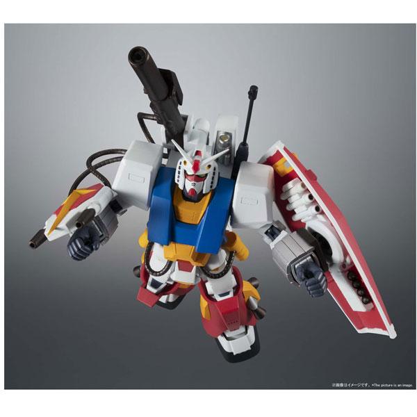 ROBOT魂 [SIDE MS] プラモ狂四郎 PF-78-1 パーフェクトガンダム ver. A.N.I.M.E._10
