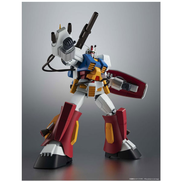 ROBOT魂 [SIDE MS] プラモ狂四郎 PF-78-1 パーフェクトガンダム ver. A.N.I.M.E._3