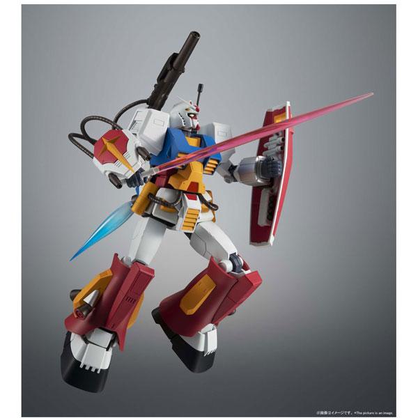 ROBOT魂 [SIDE MS] プラモ狂四郎 PF-78-1 パーフェクトガンダム ver. A.N.I.M.E._5