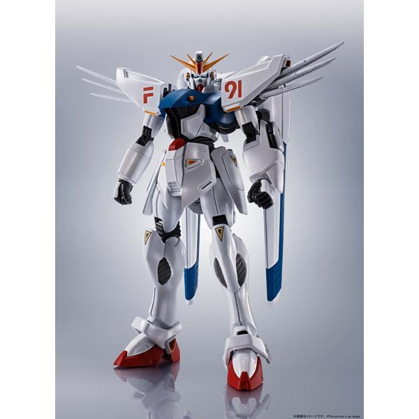 ROBOT魂 <SIDE MS> ガンダムF91 EVOLUTION-SPEC(機動戦士ガンダムF91)_1