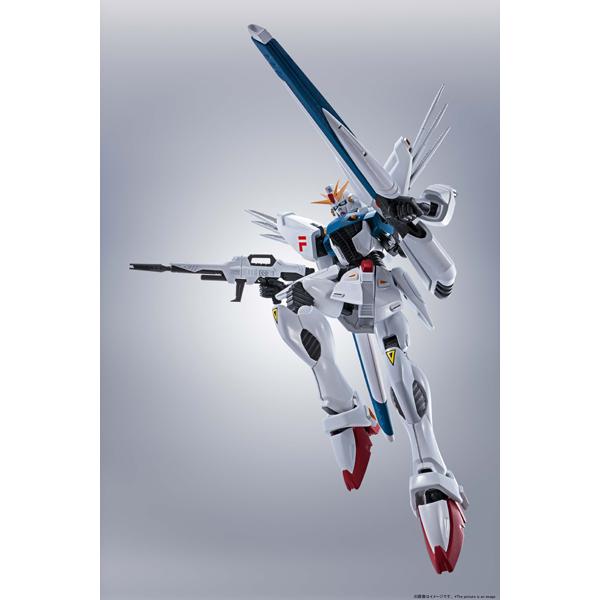 ROBOT魂 <SIDE MS> ガンダムF91 EVOLUTION-SPEC(機動戦士ガンダムF91)_10