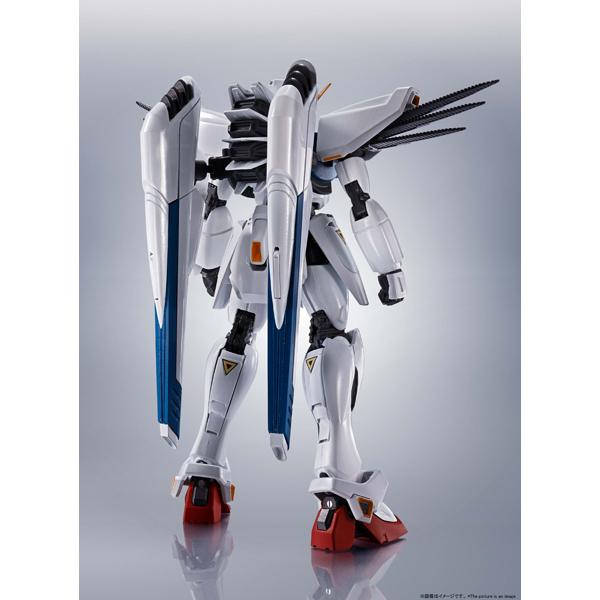 ROBOT魂 <SIDE MS> ガンダムF91 EVOLUTION-SPEC(機動戦士ガンダムF91)_2