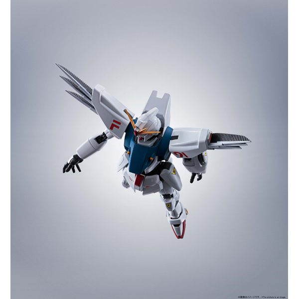 ROBOT魂 <SIDE MS> ガンダムF91 EVOLUTION-SPEC(機動戦士ガンダムF91)_8
