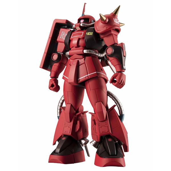 ROBOT魂 [SIDE MS] MS-06R-2 ジョニー・ライデン専用高機動型ザクII ver. A.N.I.M.E.