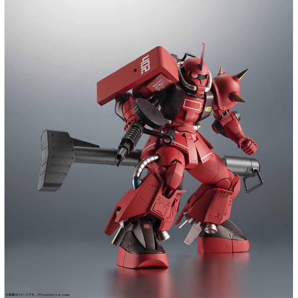 ROBOT魂 [SIDE MS] MS-06R-2 ジョニー・ライデン専用高機動型ザクII ver. A.N.I.M.E._11