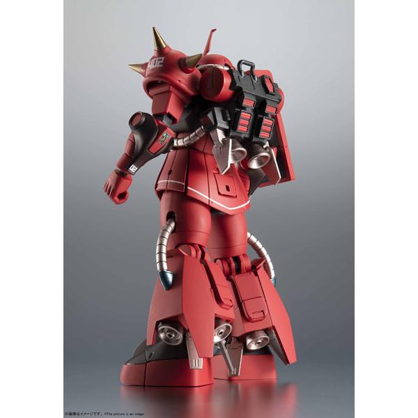 ROBOT魂 [SIDE MS] MS-06R-2 ジョニー・ライデン専用高機動型ザクII ver. A.N.I.M.E._3